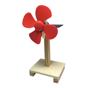 New Kid Mini Solar Power Fan C