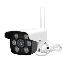 HD 1080P Security IP Camera Outdoor Waterproof Motion Detection Wireless Camera Support TF Card Storage