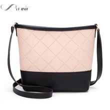 Crossbody Bags For Women 2020 Fashion Women's Rhombic shoulder Bucket Bag Mobile Phone Purse Messenger Bags bolsos para mujer