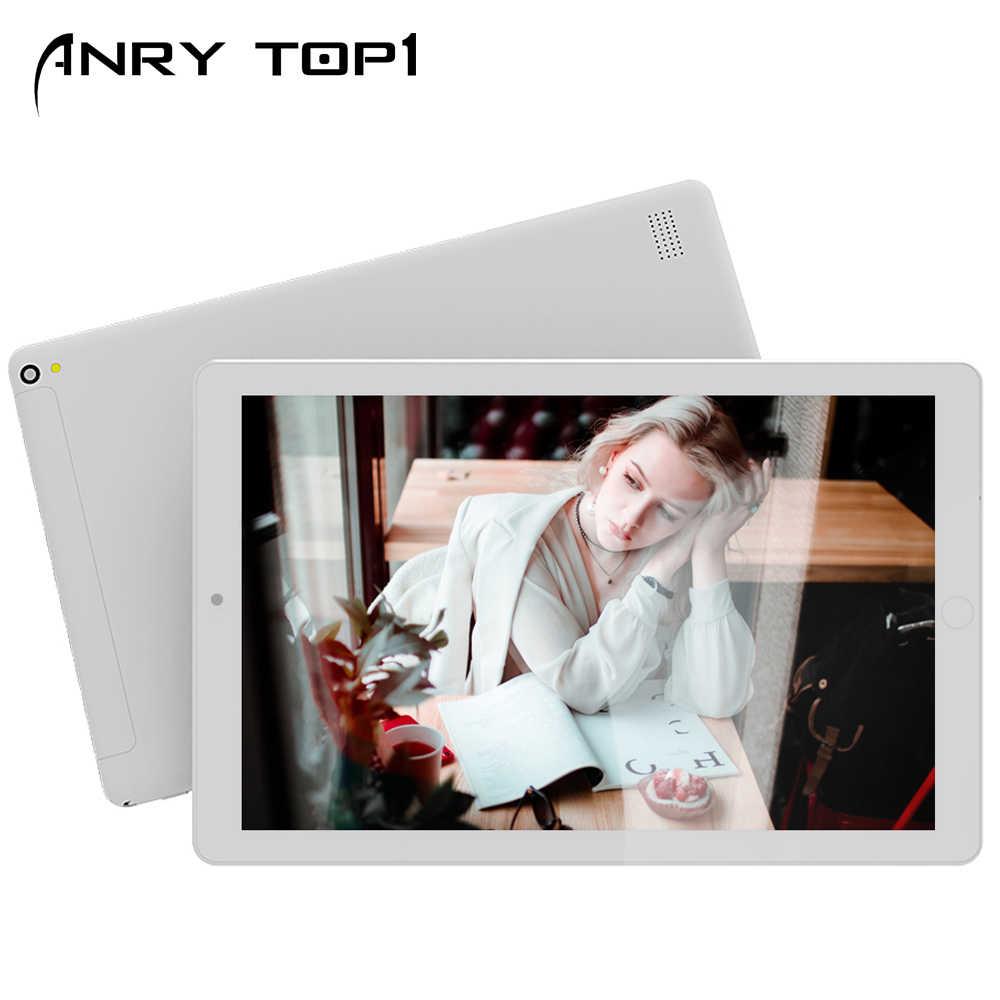 Tablet 10.1 Inch Android 7.0 4G Telefoon Tabletten Met 4 Gb Ram 64 Gb Rom Dual Sim-kaart 2MP + 5MP Camera Wifi Bluetooth Gps Octa Core