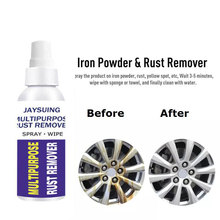 30ml Rust Remover Multi-Purpose Rust Inhibitor Auto Window Car Paint Wheel Iron Derusting Spray Car Maintenance Cleaning