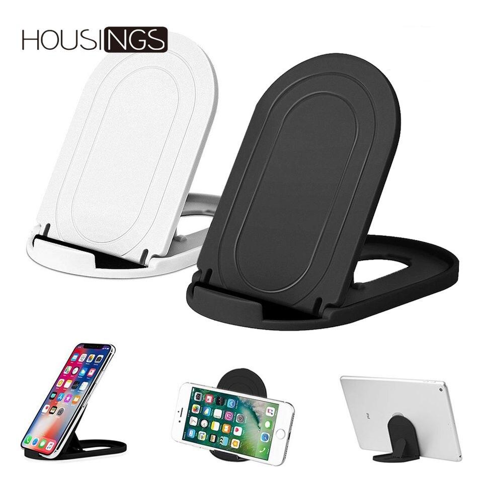 Adjustable Holder For Phone Universal Tablet Desktop Stand For iPhone Multi-angle Portable Mount Desk Smartphone Support Bracket