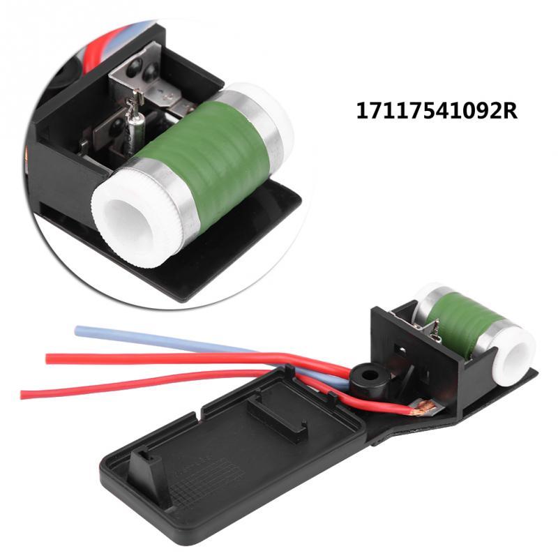 New Car Engine Cooling Radiator Fan Motor Resistor for Mini Cooper R50 R52 R53 2003 2004 2005 2006 2007 2008 17117541092R