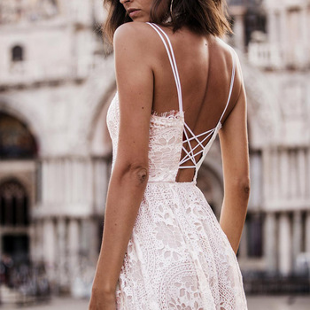 Robe de Mariée Emma Bohème Chic