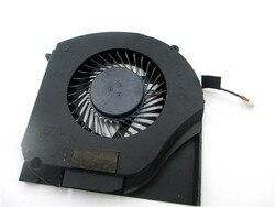 Nowy oryginalny wentylator dla Dell Alienware 17 R4 chłodzenia wentylator chłodzący MG75090V1 C080 S9A 0Y0DM6 MG75090V1 C090 S9A 0V613M 0K2PKV 0FRPY8 w Wentylatory i chłodzenie od Komputer i biuro na