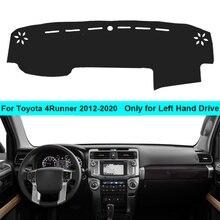 Dashboard-Cover Dash-Mat Toyota Car for Carpet-Cape Protector Center-Console LHD Sun-Shade