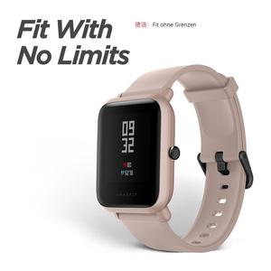 Image 2 - 2019 Newest Global Version Amazfit Bip Lite Smart Watch 45 Day Battery Life 3ATM Water resistance Smartwatch For Xiaomi