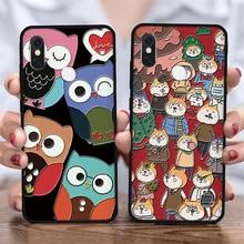 3D Relief Cartoon Case For Xiaomi Redmi