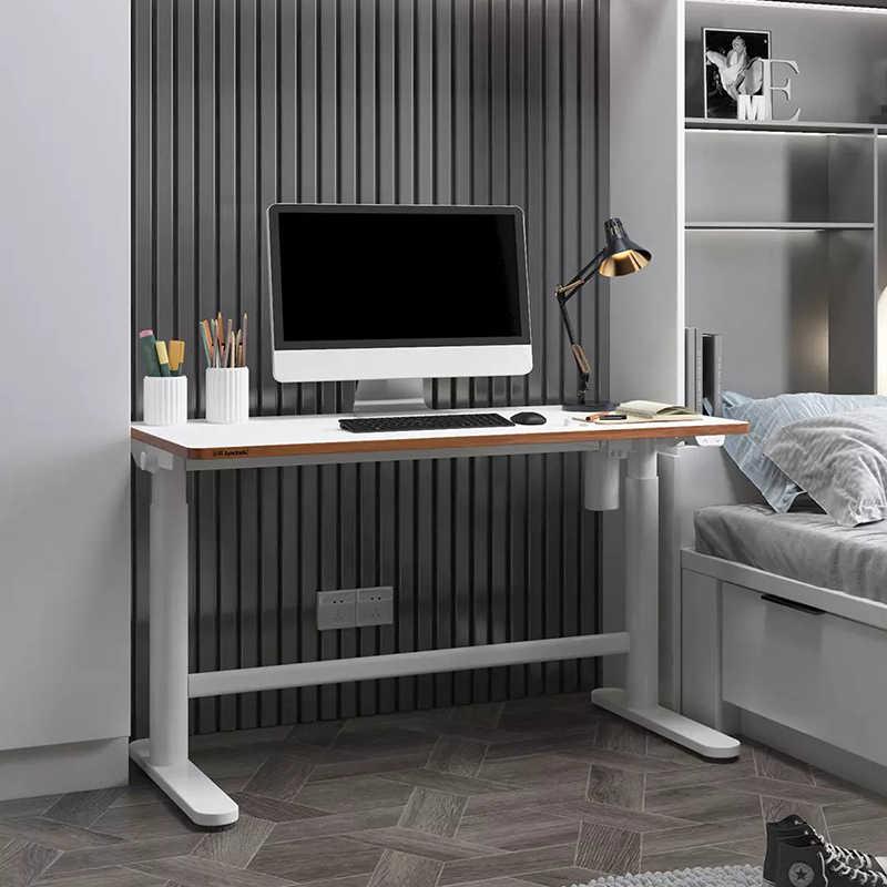 39 Ergonomic Gaming Desk Electric Height Adjustable Standing Office Desk Metal Laptop Desk Home Office E Sports Computer Table Laptop Desks Aliexpress