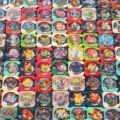 Pokemon TAKARA TOMY Original 200 estilos TRETTA Oro Negro juguetes aficiones coleccionables muñecos de colección de juegos de cartas de anime para los niños