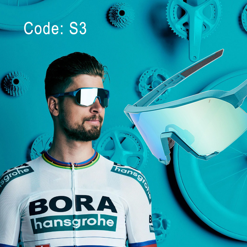 S2 Sunglasses Cycling Glass Sunglass Mtb Goggles Tour France 2019 Polarized Len S3