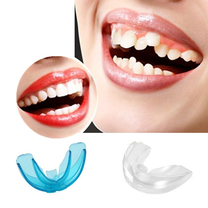 New 1 Pcs Tooth Orthodontic Dental Appliance Trainer  Alignment Braces Mouthpieces For Teeth Straight/Alignment Teeth Care