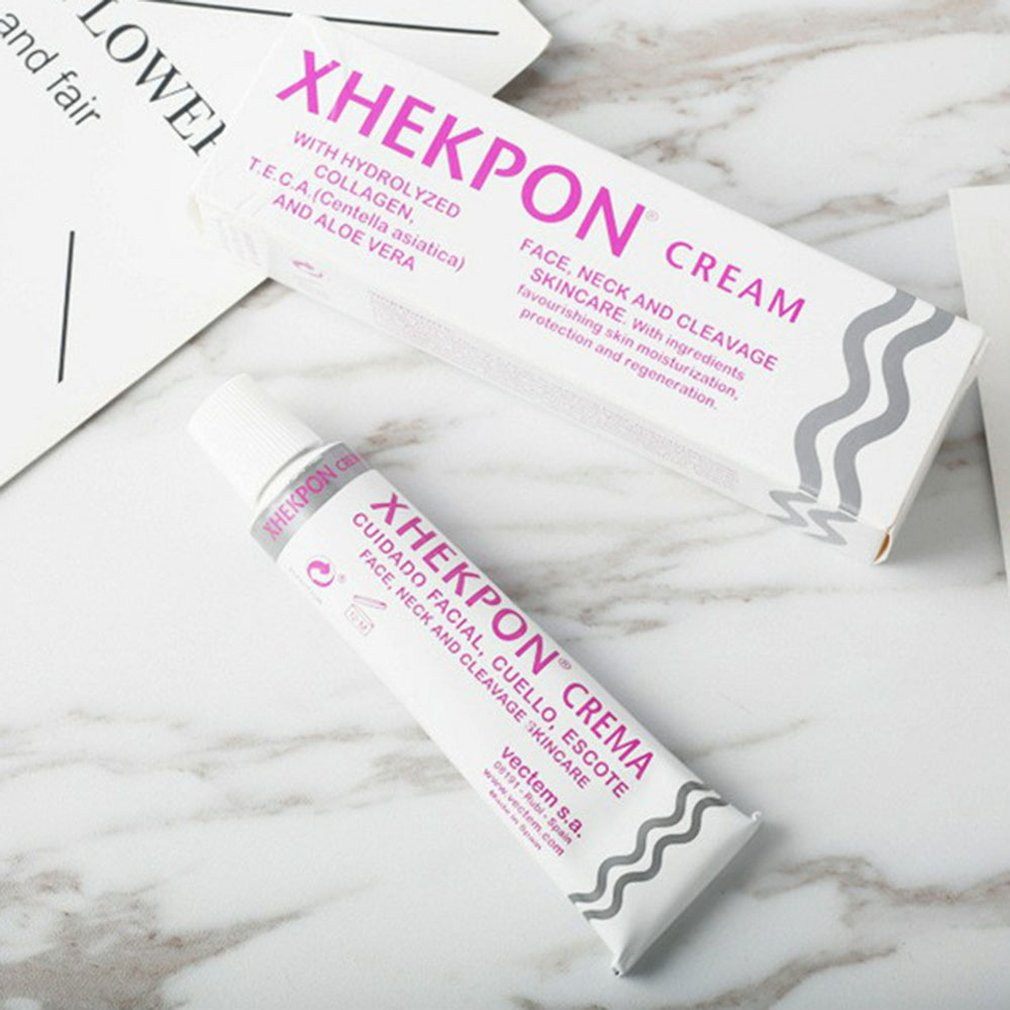 40ml Face And Neck Cream Neckline Cream Postpartum Wrinkle Smooth Anti Aging Whitening Firming Cream