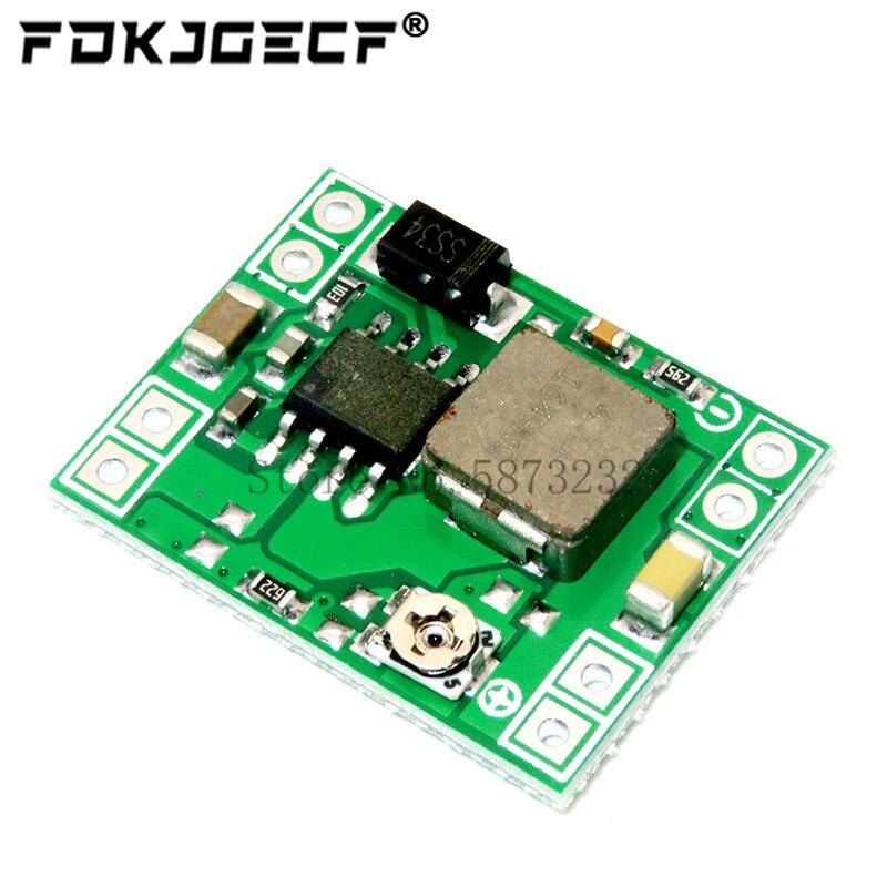 5Pcs Power Module Verstelbare MP1584EN Dc Dc 3A Power Step-Down Aflopend Output Module 24V 12V 9V 5V 3V LM2596