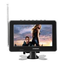 LEADSTAR 7 pouces télévision Smart Tv Portatil Leadstar Atsc voiture numérique Tv Fm Radio 1080P stéréo haute sensibilité télévision