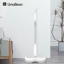 Nettoyeur balai électrique sans fil 300ML, Robot pour le nettoyage des sols, Robot vadrouille électrique sans fil
