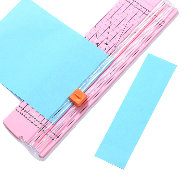 A4 Paper Cutter Utility Knife Paper Cutter Scrapbook Tools  Paper Trimmer Manual Cutting Box Cutter