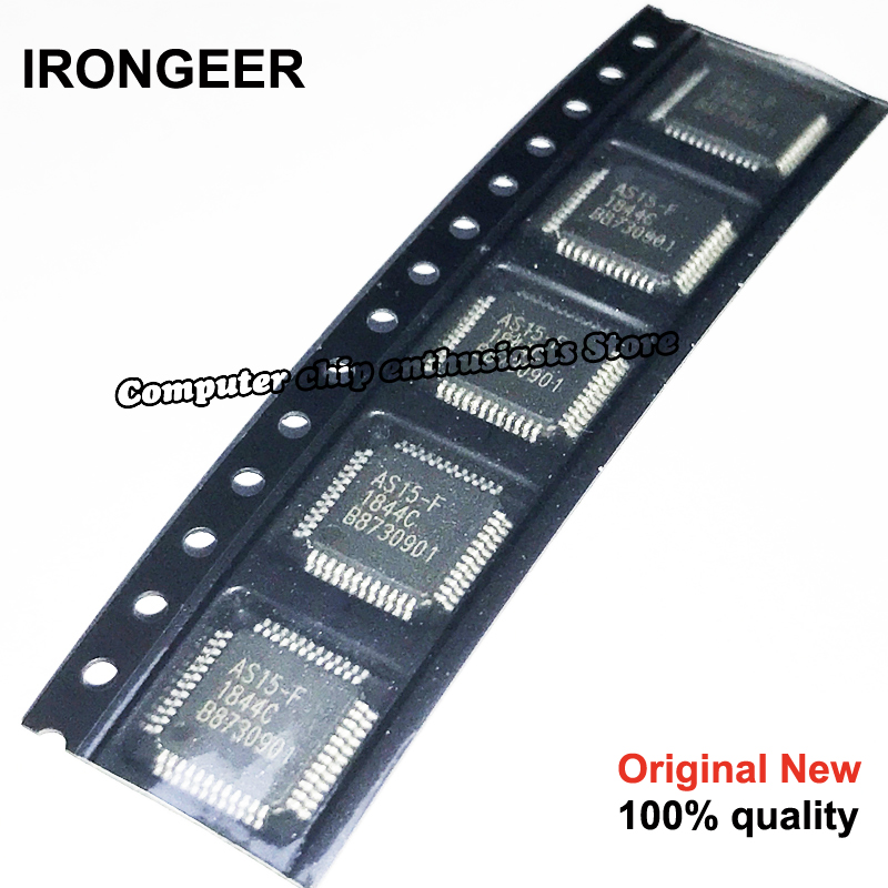10piece 100% New AS15-F AS15 F QFP-48 Chipset