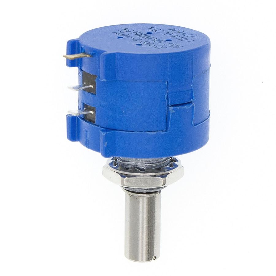 Прецизионный многооборотный потенциометр 3590S-2-103L 3590S 10K ohm, 10 колец, регулируемый резистор