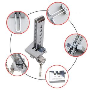 Image 2 - Samger Pedal Lock Universal Auto Car Brake Clutch Pedal Lock Alloy Steel Security Anti Theft For Cars Truck Throttle Accelerator