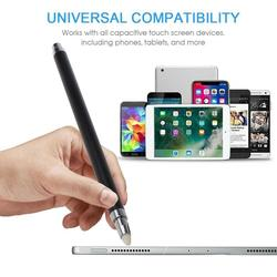 Capactive Stylus Pen 2 in 1 Touch Screen Pen Stylus Phone For Tablet For iPad Universal Xiaomi Thin Capacitive PC Huawei E8E0