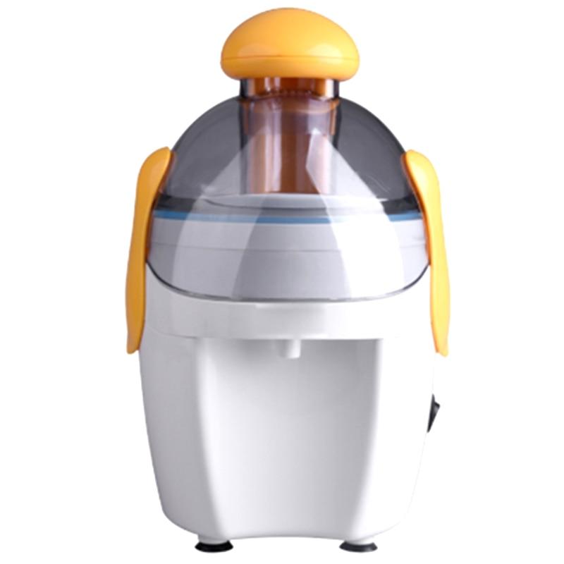 Home Easy to Operate Juicer Fruit and Vegetable Juice Juicer Fruit Shake Milkshake Juice Mix 200W 220-240V EU Plug