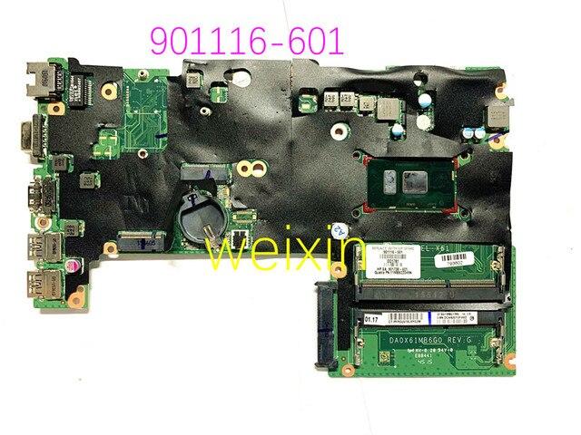 100% nowy dla HP 440 G3 430 G3 płyta główna 901116-601 901116-501 901116-001 DA0X61MB6G0 cel3855u 100% pracy