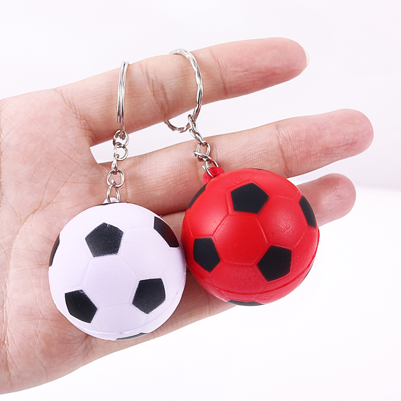 5pcs Sport Football Soccer Keychain Golf Ball Pendant Key Ring Car Key Chain Accessories Jewelry Gift For Boys And Girls