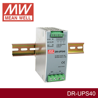 kindly MEAN WELL 6Pack DR UPS40 Meanwell 24V40A switching power source rail DC UPS module