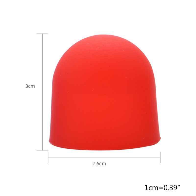4 Pcs Dustproof Cover Pelindung Motor Topi Silikon Mesin Pelindung untuk Fimi X8 Se Drone Aksesoris