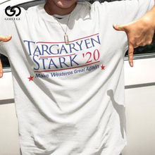 Hot Dracarys Right Game Targaryen Stark 20 US TV Womens T-Shirt Short Sleeve