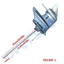 63V 45300 13 4D Unteren Einheit Assy LANGE Für Yamaha Außenbordmotor Teile 2T 9.9HP 15HP Parsun Hidea Powertec 2 Hub 63V 63W 63V 45300