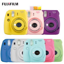 Fujifilm Instax Mini 9 Fuji Instant Photo Camera with Selfie