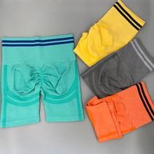 Women Engry High Waist Shorts Seamless Fitness Yoga Short Scrunch Butt Yoga Shorts Sport Women Gym Leggings