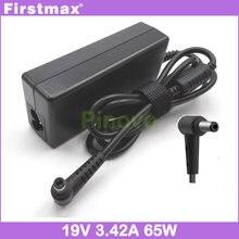 Carregador do portátil do adaptador 19v 3.42a da c.a. firstmax para toshiba dynabook cx/45f cx/47f cx/48f cx/835ls cx/935ls mx/33krd PA3396E-1ACA