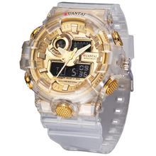 Transparent Watches For Men G Shock Clock Analog Digital 2020 Fashion Sports Gshock Watch