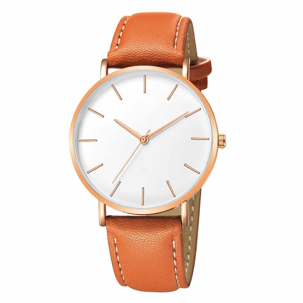 นาฬิกาผู้ชายสามตานาฬิกาHorloge Manกรณีควอตซ์สังเคราะห์หนังธุรกิจนาฬิกาข้อมือชายMontre Pour Часы Мужские