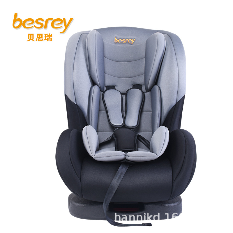 Free Shipping Besrey Besri Car Child Safety Seat Car Cushions For 6 Months-4 Years Old 3C Certified Isofix