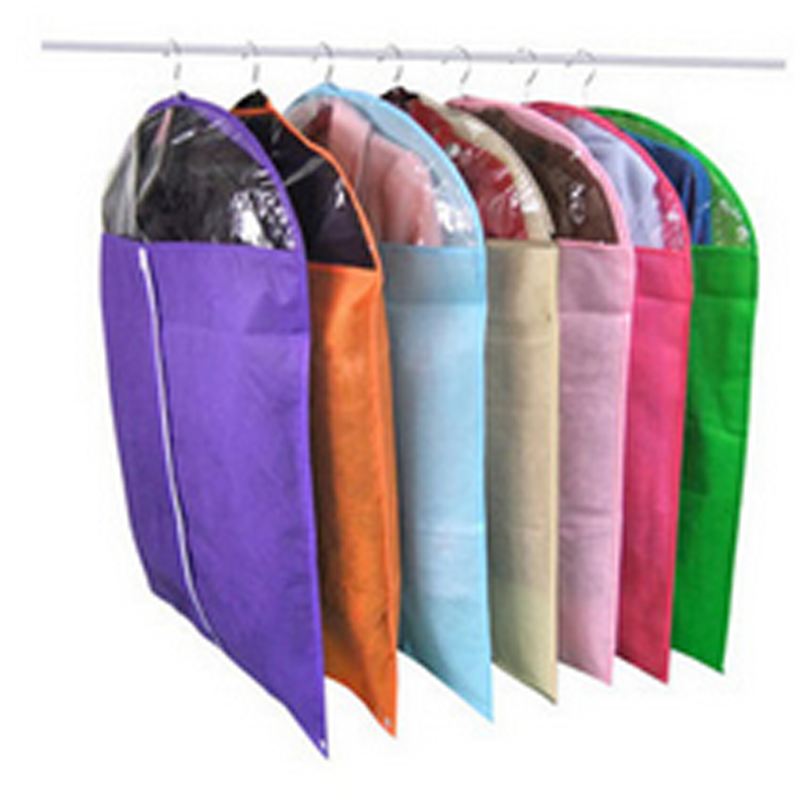 Clothes Garment Suit Dress Storage Bag Anti Dust Cover Travel Carrier Protector