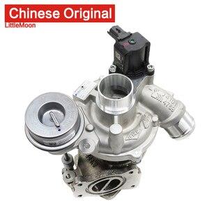 Image 4 - LittleMoon Original brand new turbocharger 0375N7 for Peugeot 206 307 2008 308 408 508 3008 5008 Citroen C3 C4 C5 DS3 DS4 DS5