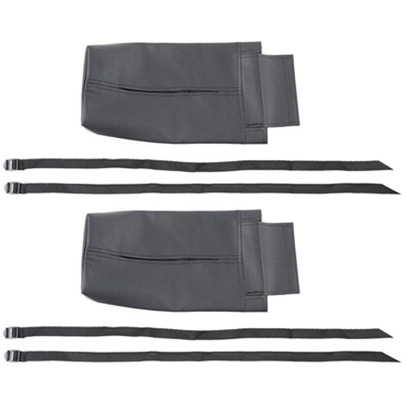 Universal Car Sun Visor Tissue Box Holder PU Tissue Box Cover Case For Paper Auto Organizer Accessories