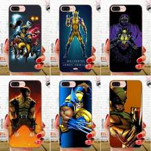 Style Design For Galaxy Grand A3 A5 A7 A8 A9 A9S On5 On7 Plus Pro Star 2015 2016 2017 2018 Marvel Men Logan Wolverine(China)