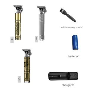 Image 4 - Nowa profesjonalna maszynka do włosów fryzjer trymer do włosów dla mężczyzn cordless edge elektryczne ścinanie włosów maszyna outliner gtx silnik obrotowy