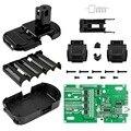 P108 Batterij Plastic Case Opladen Bescherming Circuit Board Pcb Box Shell Voor Ryobi 18V P103 BPL-1815/1820G /18151/1820 Een +