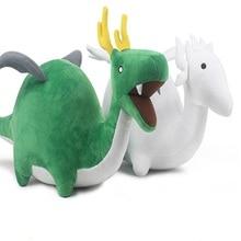 Dolls Dragon Maid Kobayashi-San Kanna Kamui Anime Plush-Toys Dinosaur Stuffed Chi