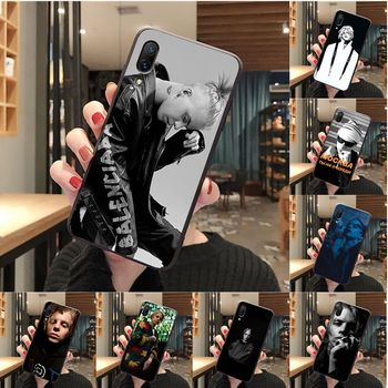 Russia hip hop rapper Pharaoh High Quality Silicone Phone Case for vivo y53 y55 y66 y67 y69 y71 y75 y79 y81 y91 case image