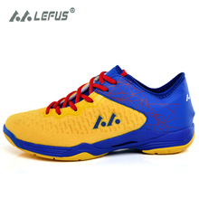 LEFUS 2020 Men Sneakers Badminton Shoes Tennis Volleyball Shoes