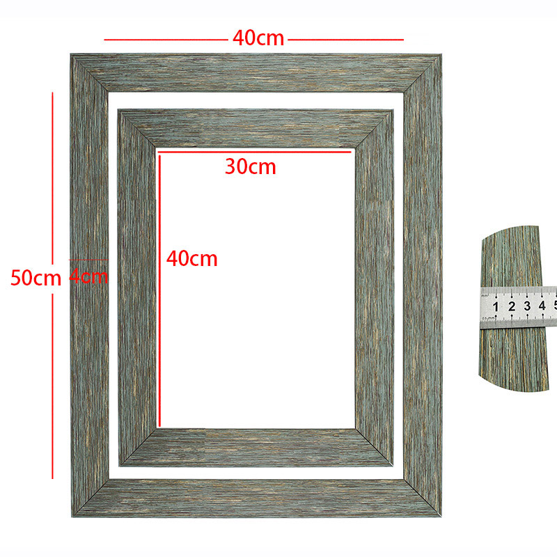 Wooden Frame DIY Picture Frames Diamond Painting Frame Cross Stitch Gift Tools