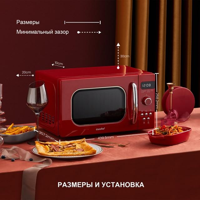 Retro Microwave 6