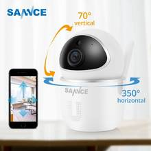 SANNCE 1080P Drahtlose Wi-fi IP Kamera Home Security IP Kamera 2MP Wifi Überwachung Indoor Kamera IR Nacht CCTV Cam baby Monitor(China)